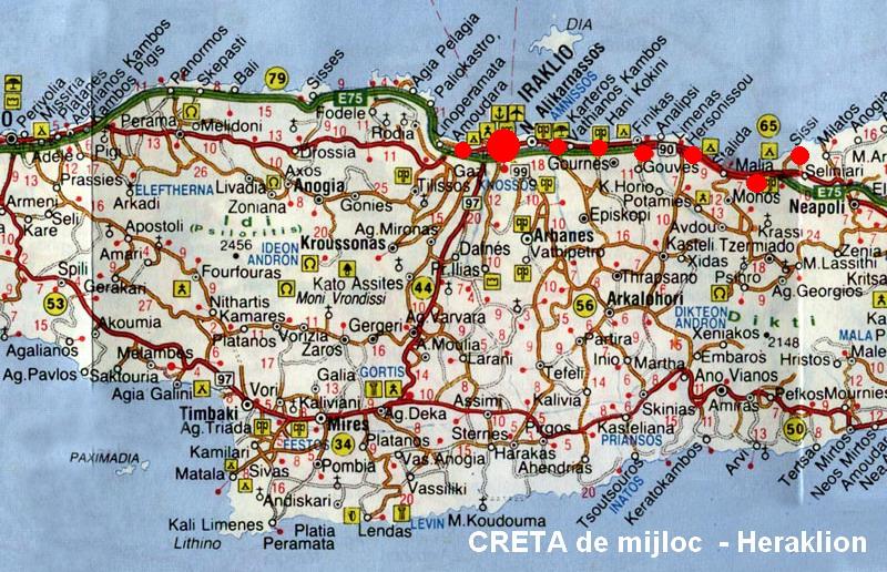 Sejur Creta Lesbos Mykonos Si Santorini 2018