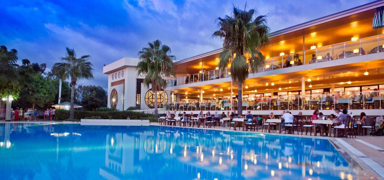 Mc Beach Park Resort Alanya