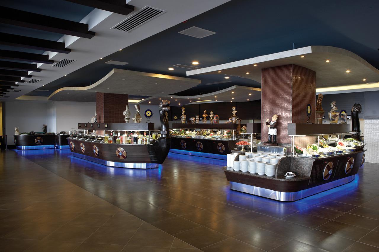 Orange County Alanya Resort Hotel