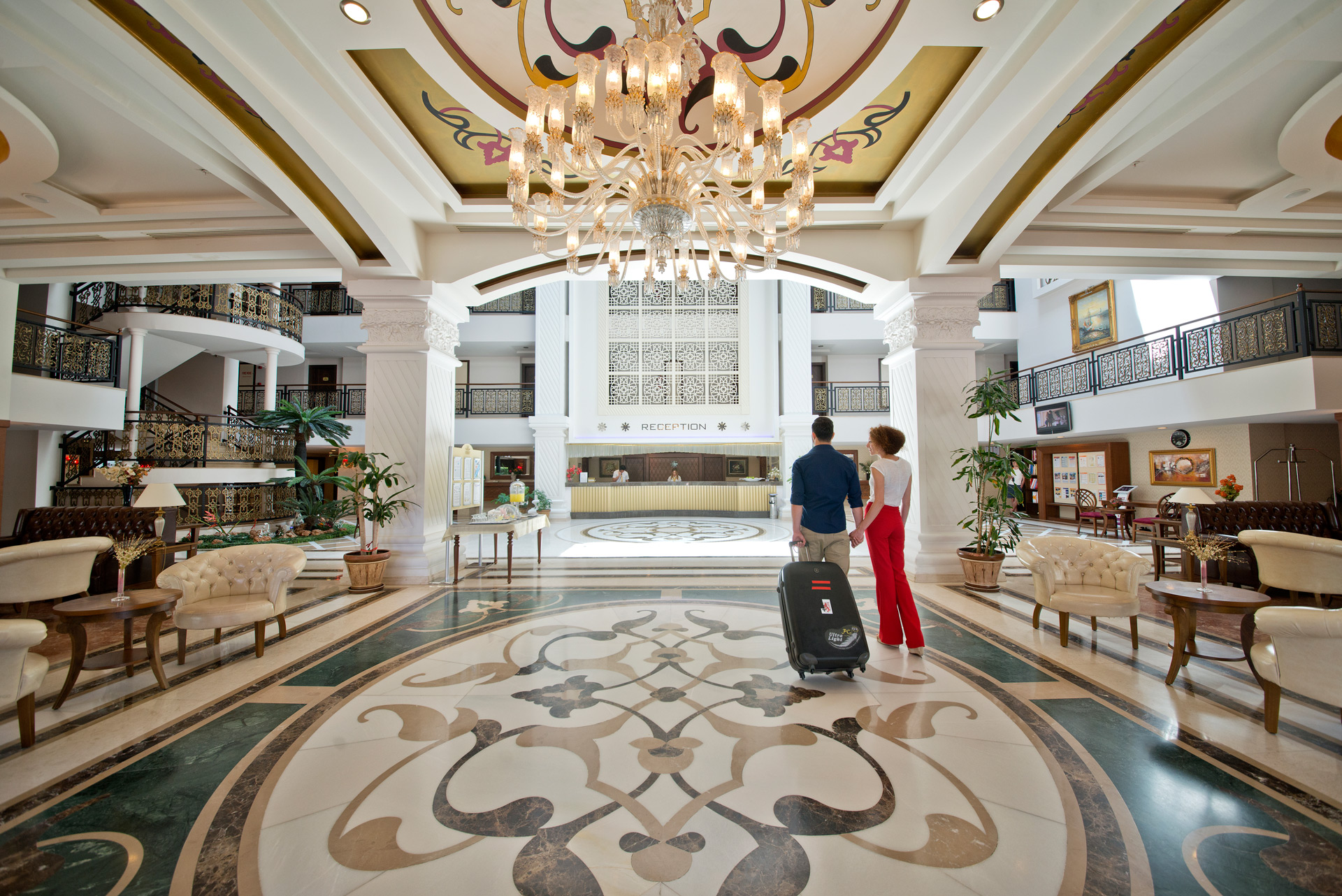 Hotel Aydinbey King S Palace Amp Spa Side 5