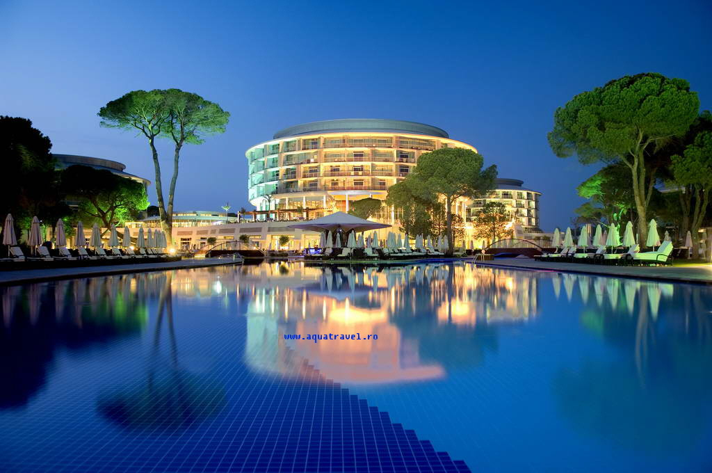 Hotel Calista Luxury Resort Belek 5