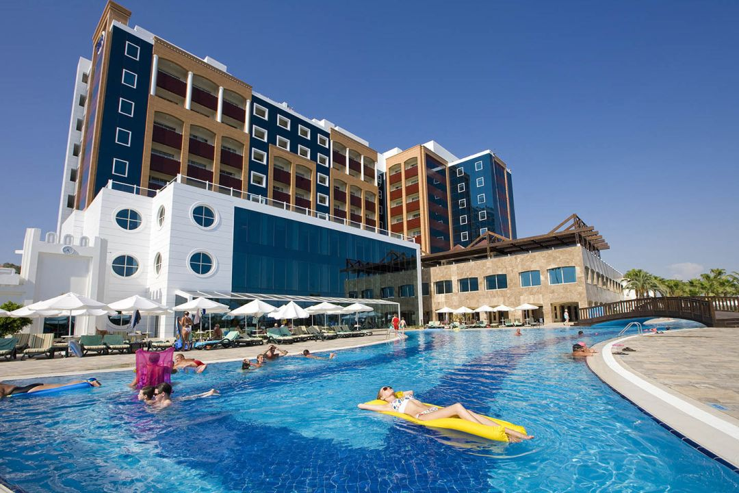 Hotel Kamelya Selin Side 5*