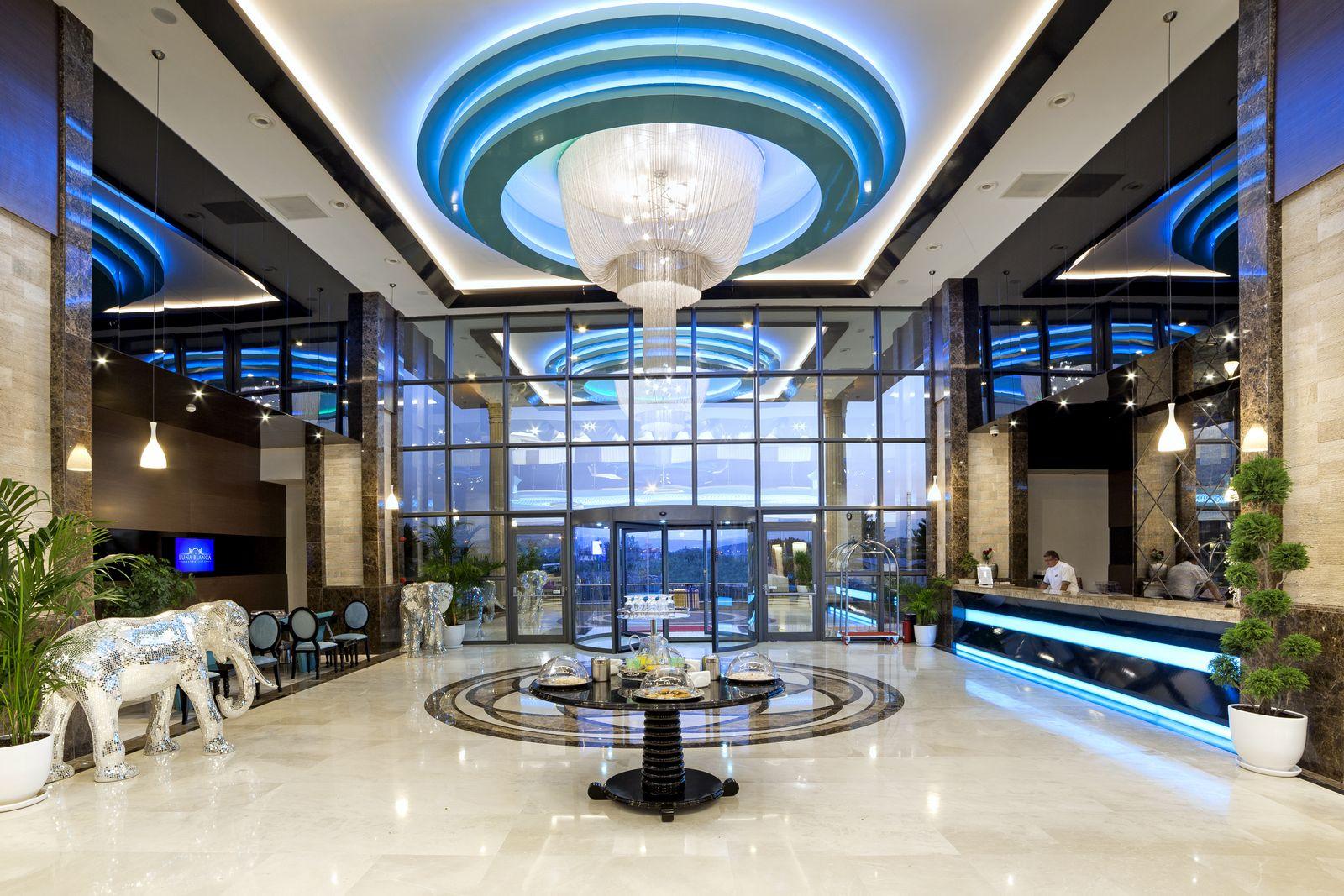 Hotel Luna Blanca Resort Amp Spa Side 5