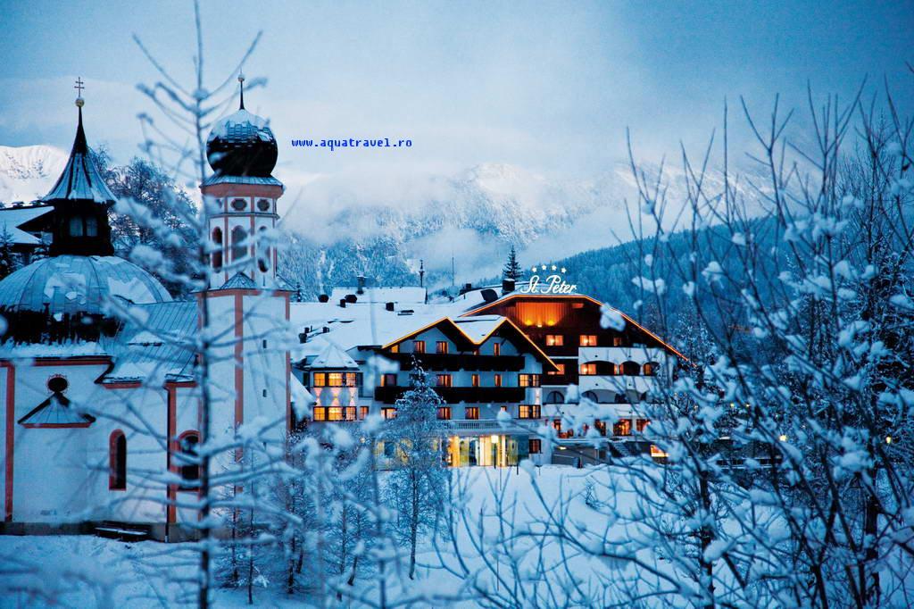 St Peter Mini Hotel Chalets De Luxe