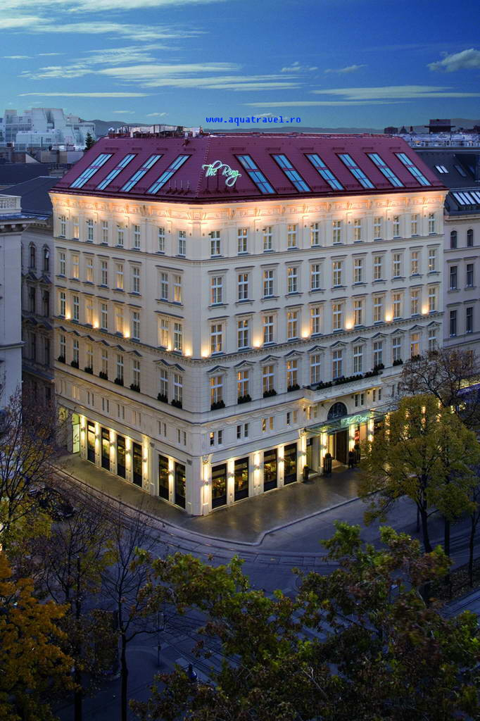 The Ring Vienna S Casual Luxury Hotel Vienna: Vienna's Casual Luxury Hotel