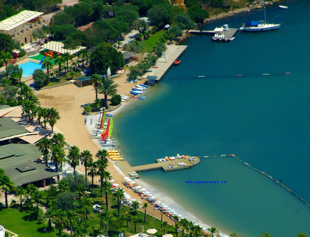 hotel crystal green bay resort spa bodrum 5
