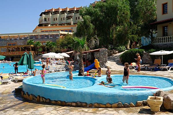 Hotel Green Beach Resort Bodrum 5