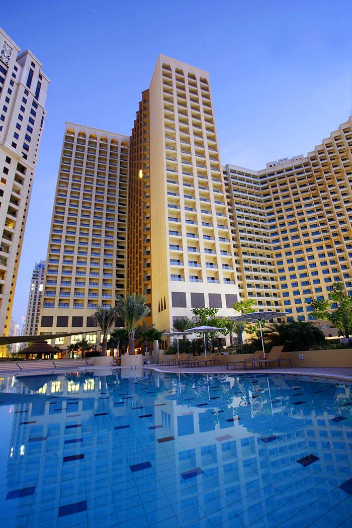 Hotel Amwaj Rotana Jumeirah Beach Residence Dubai 5*