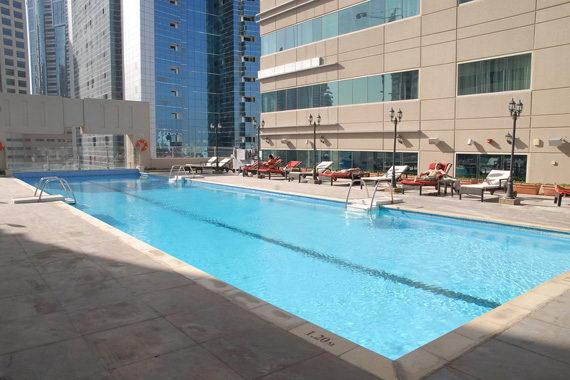 Hotel Media Rotana Dubai 5
