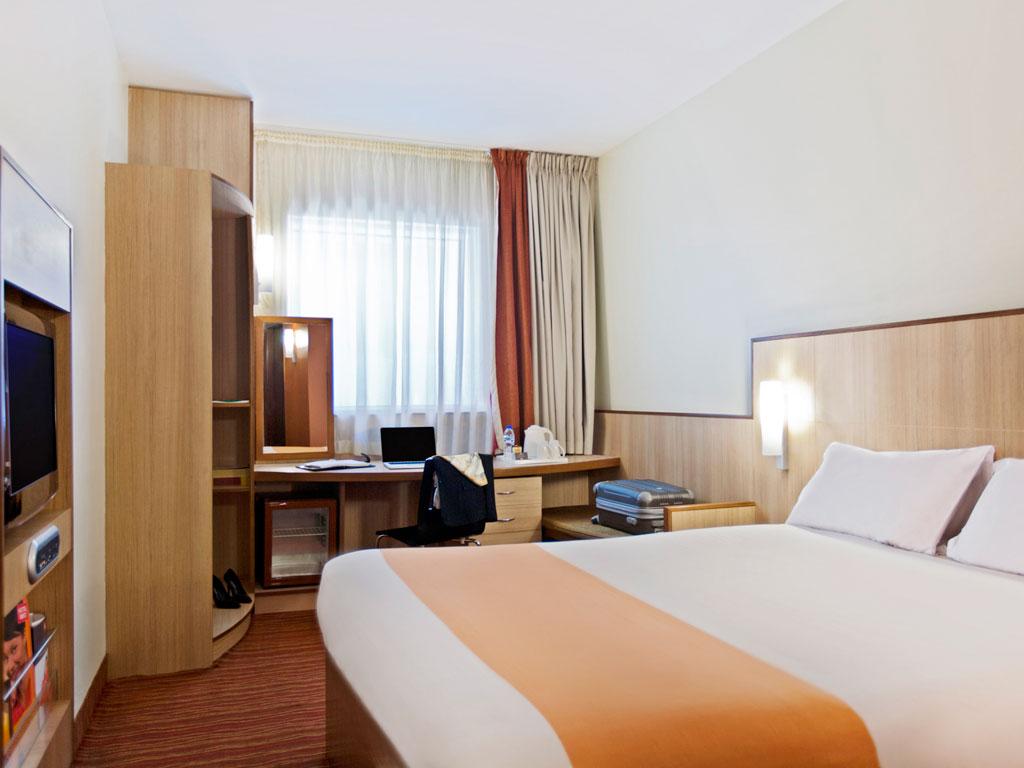 Hotel Ibis Al Barsha Dubai 3