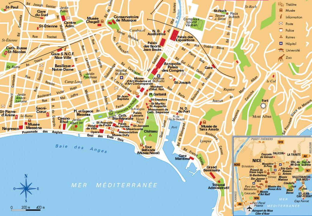 Sejur Coasta De Azur 2018 Franta La Hoteluri Din Nisa Cannes