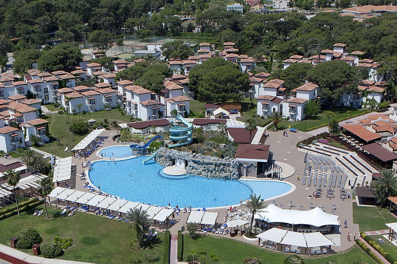 Hotel Club Marco Polo Camyuva Kemer Hv1