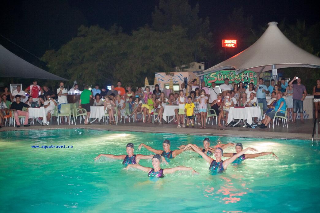 Hotel richmond ephesus resort kusadasi 5 for Pool show 5168