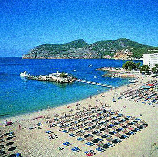 Hotel Gran Camp de Mar Mallorca 4* (Paguera)