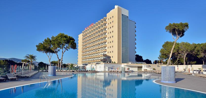 Hotel Sol Barbados Si Melia Antillas Calvia Beach Mallorca