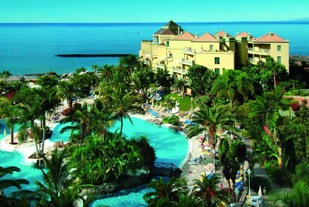 Hotel jardines de nivaria tenerife 5 for Hotel jardines de nivaria