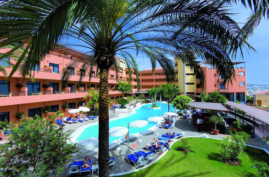 Hotel melia jardines del teide tenerife 4 for Melia jardines tenerife